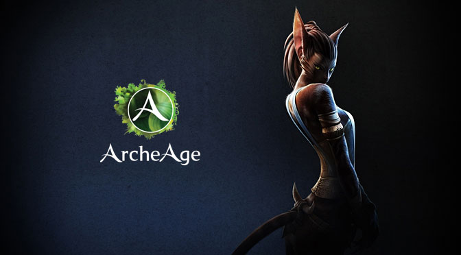 ArcheAge Starting Area Gameplay, Skillsets, Races and Racials