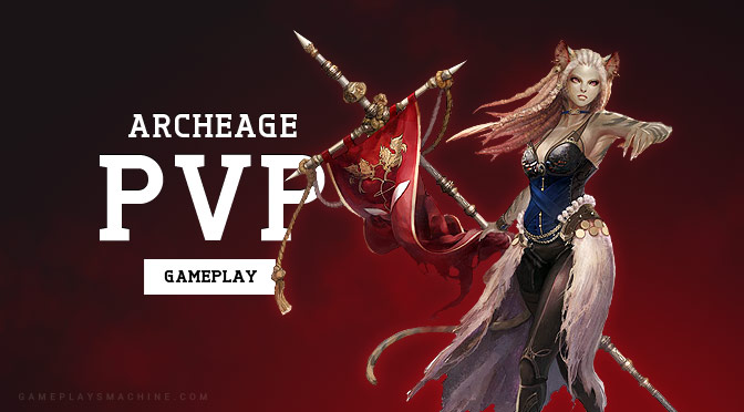 Archeage PvP gameplay, Archeage 50lvl, AA gameplay, Archage, Archeage 50lvl