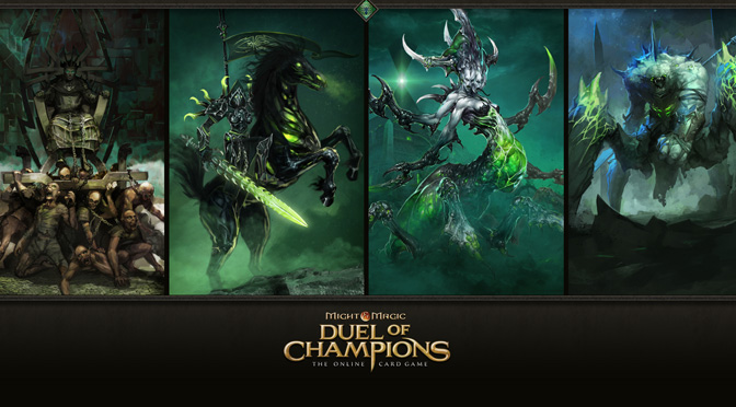 M&M Duel of Champions – Heart of Nightmares