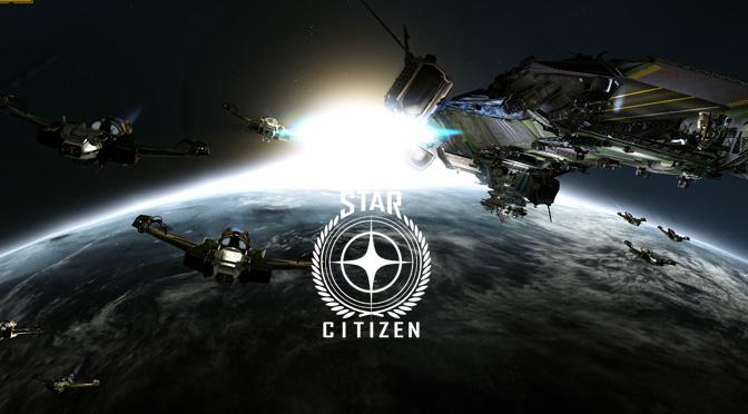 Star Citizen – First gameplay!