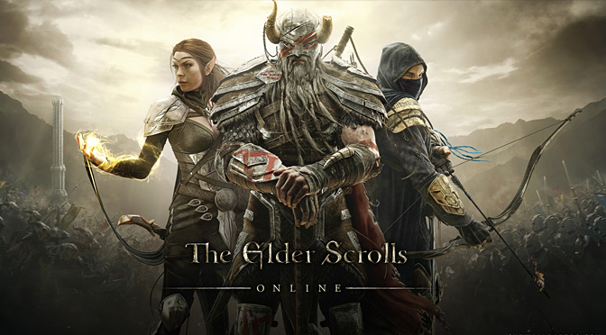 TESO The Elder Scrolls Online – Sorcerer Gameplay