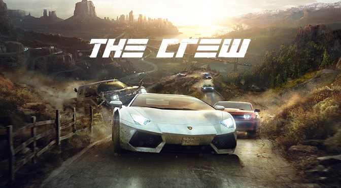 The Crew – Racing MMOG gameplay 2014!