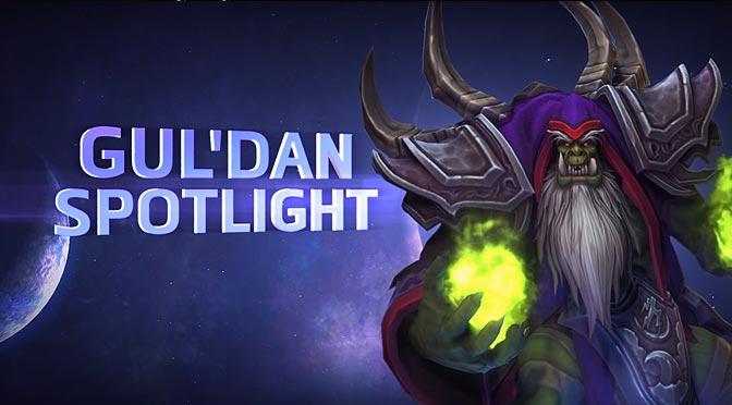 Heroes of the Storm – Gul'dan Spotlight
