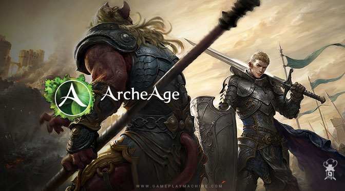 ArcheAge: Infinte free storage space with one simple trick