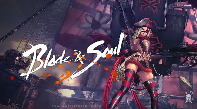 Blade & Soul: Gunslinger