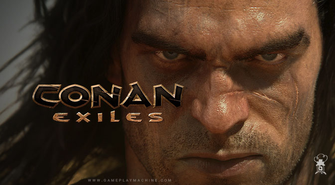 Conan Exiles gameplay, Conan survival, conan mmo, Conan Exiles Gameplay