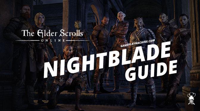 TESO: Stamina Nightblade (PvP Build) - Dark Brotherhood