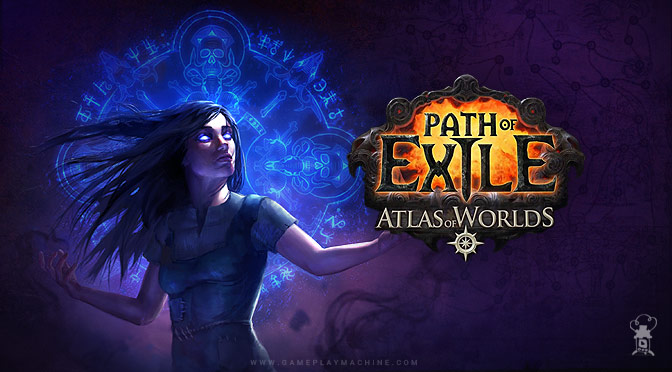 Poe, Path of exile, essence drain, breach, necro occultist elementalist witch