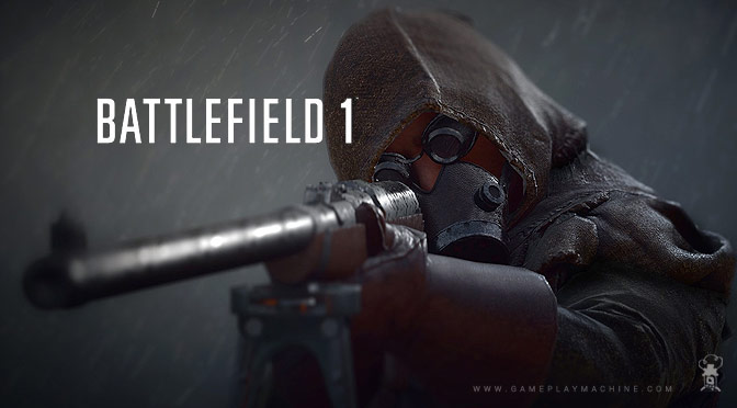 BF1 gameplay, Battlefield 1, Battrlefield one gameplay, BF1, Battlefield1, sniper