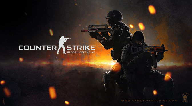 CS:GO gameplay CS-GO fragmovie Pro plays CSGO Ranks Counter-Strike Global Offensive, GameplayMachine.com