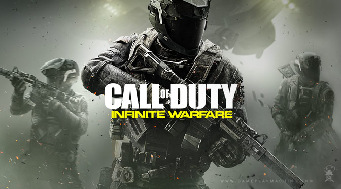 Call of Duty Infinite Warfare game, Infinite Warfare gameplay,