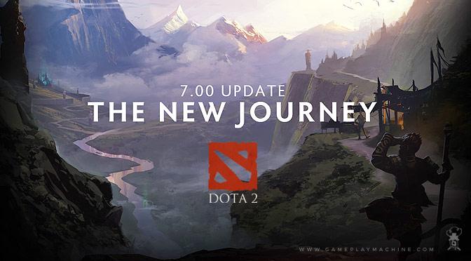 Dota2, Dota 2 gameplay, Dota2 patch 7.00