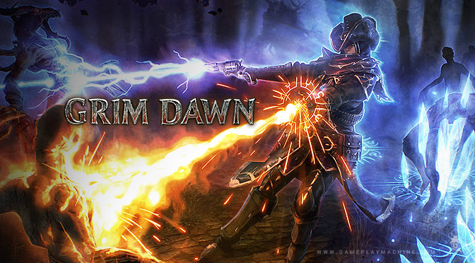 GrimDawn Inquisitor class, GrimDawn classess, Grim Dawn New Mastery