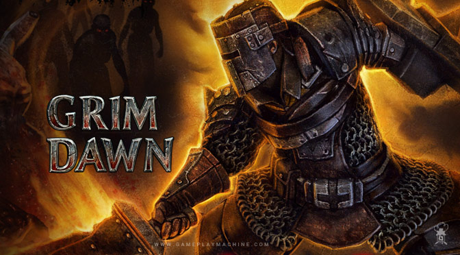 GrimDawn Grim Dawn gameplay classes warder build dawnbreaker
