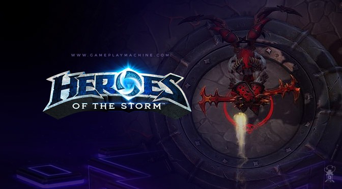 HOTS moba game, HOTS Heroes of the Storm gameplay, blizzard new hero, MOBA blizzard game
