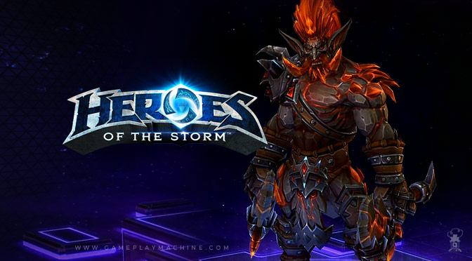HOTS Heroes of the Storm Zul'jin gameplay, Zul'jin abilities blizzard new hero
