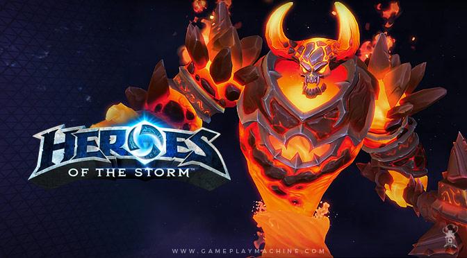 HOTS Ragnaros gameplay, theorycrafting, Ragnaros heroes of the storm