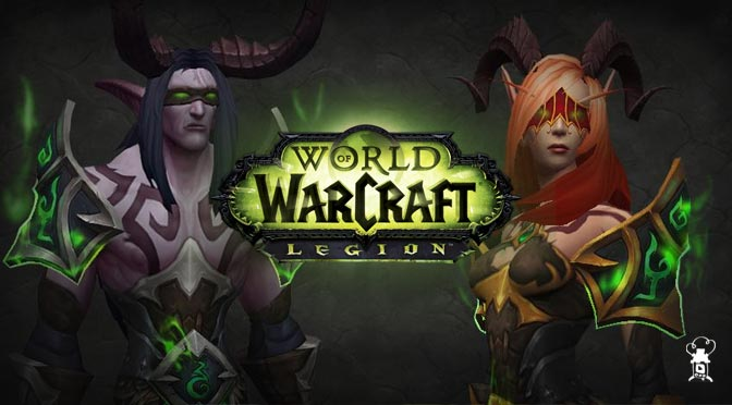WoW Demon Hunter, Demon Hunter World of Warcraft guide, DH