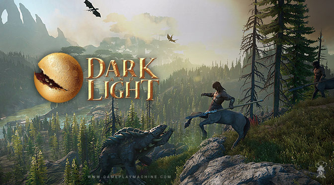 D&L DaL Dark and Light gameplay