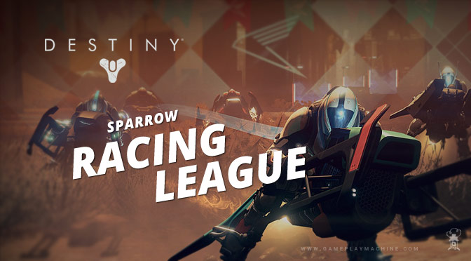 Destiny Sparrow Racing League SRL Racing vehicles Destiny