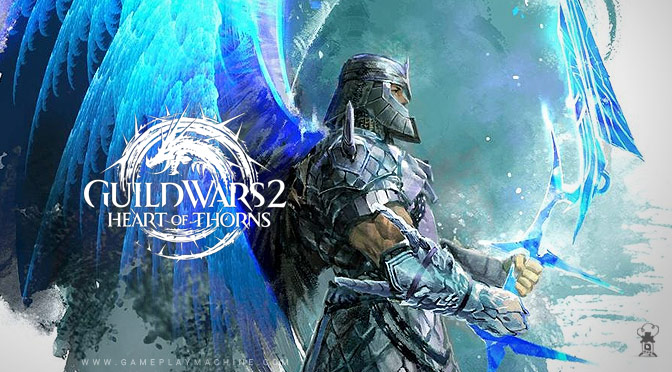 GW2 Guild Wars 2 Dragonhunter gameplay, pvp gw2 build