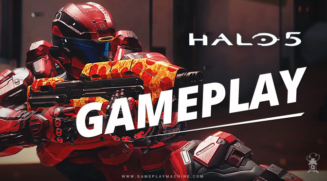 Halo 5 Warzone gameplay, Halo5 gameplay, H5