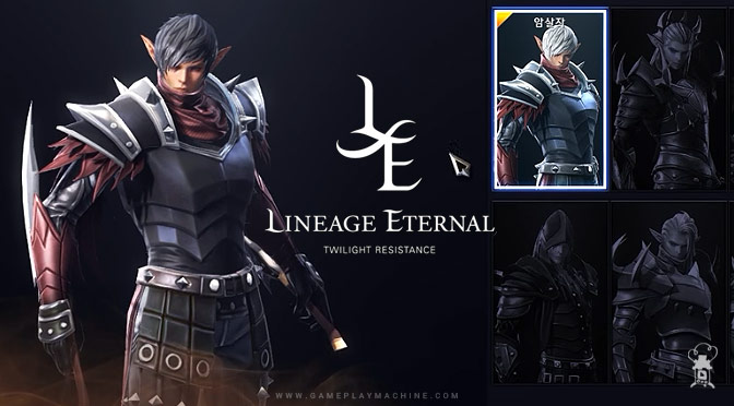Lineage Eternal classes, Lineage Eternal gameplay