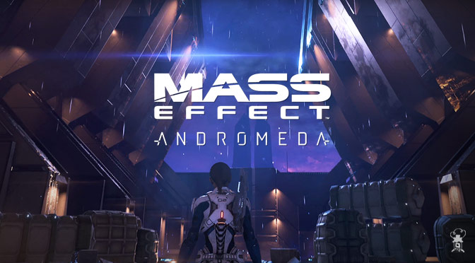 Mass Effect Andromeda, Andromeda gameplay, Mass effect gameplay