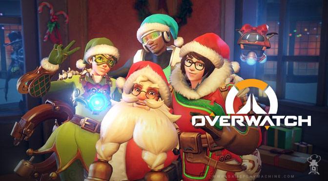 Overwatch gameplay, Overwatch event, holidays, holoday event