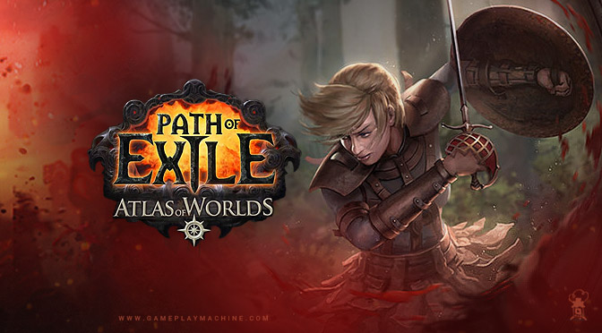 PoE gameplay, path of exile, poe ranger, raider build, Path of Exile game