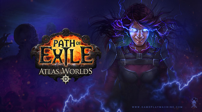 Path of Exile Witch Build, Elementalist build PoE, path of exile builds, path of exile skill tree, PoE Witch Ele build
