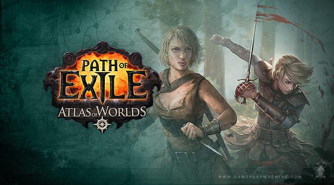 poe gameplay, path of exile, poe ranger, raider pathfinder build