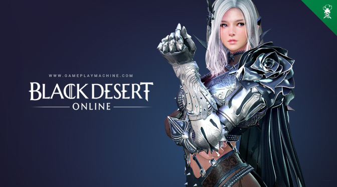 Black Desert Online BDO Dark Knight Awakening gearing