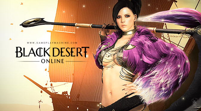 New Margoria Expansion BDO Black Desert Online