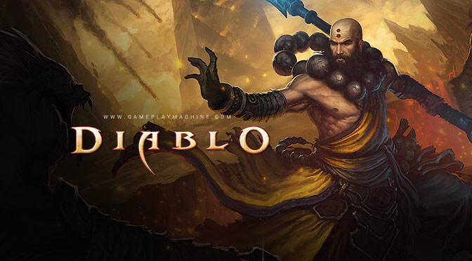 Diablo3 Reaper of Souls MNK Monk GR90 D3 build