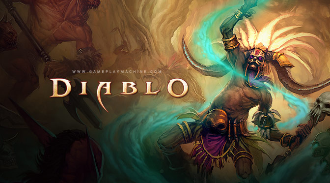 Diablo3 Reaper of Souls WD Witch Doctor D3 build