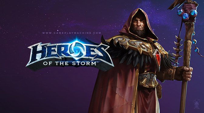 HOTS Heroes, HOTS Maps, Heroes of the Storm Medivh, HOTS Medivh guide