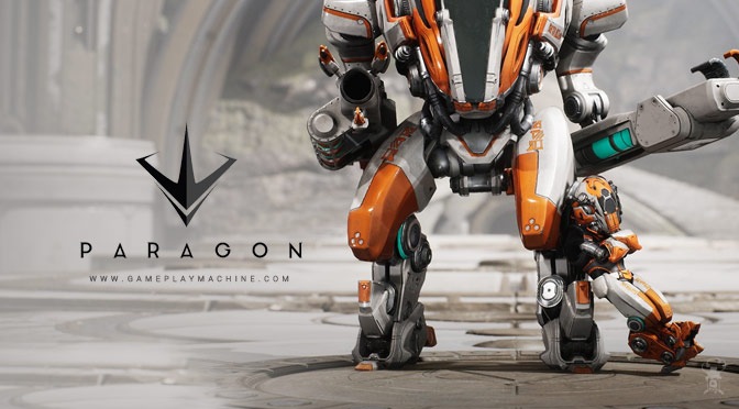 Paragon Howitzer build ultimate, Paragon video game