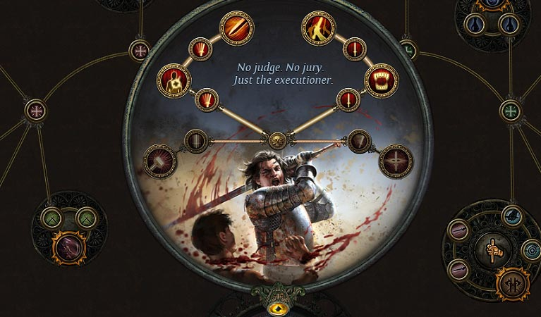 PoE ascendancy slayer gameplaymachine.com duelist