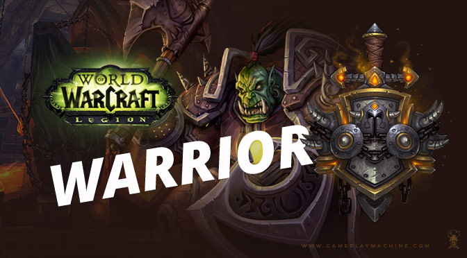 WoW World of Warcraft Arms Warrior Fury Guide build pvp