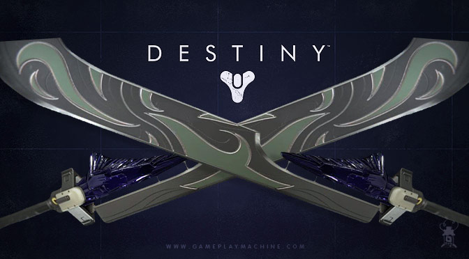 Destiny exotic swords, Destiny weapons