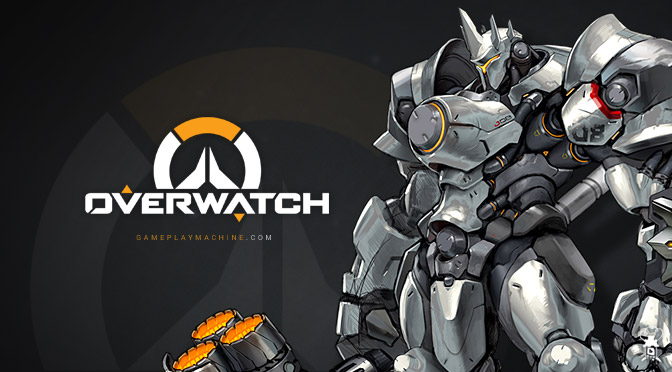 Overwatch: Reinhardt Guide – Tips and Tricks