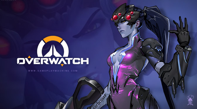 Overwatch Heroes Widowmaker, Widowmaker gameplay, Overwatch Widowmaker, play Overwatch
