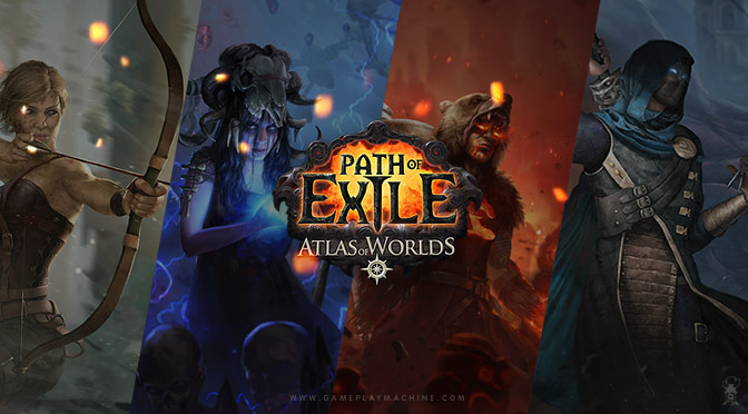 PoE Path of Exile Community Highlight GameplayMachine.com