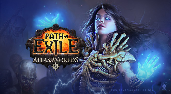 PoE Path of Exile witch necro necromancer build guide GameplayMachine.com