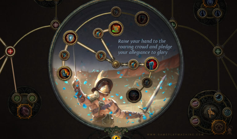 The Surrender Poe Build