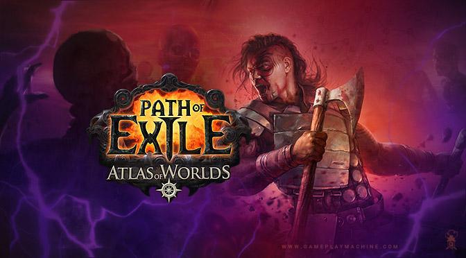 Path of Exile Marauder Build, Berserker build PoE, path of exile builds, path of exile skill tree, PoE Marauder Berserker build