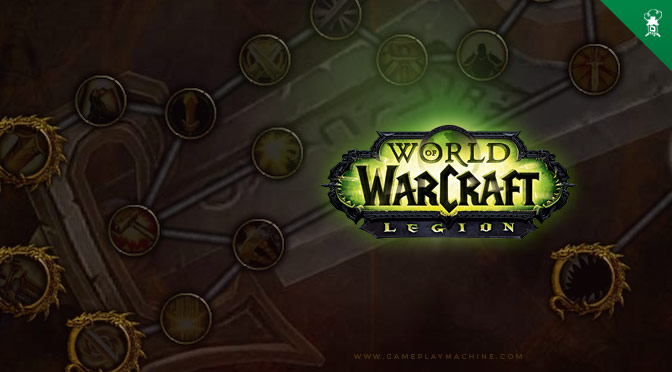World of Warcraft WoW Legion New Artifact Traits Patch 7.2