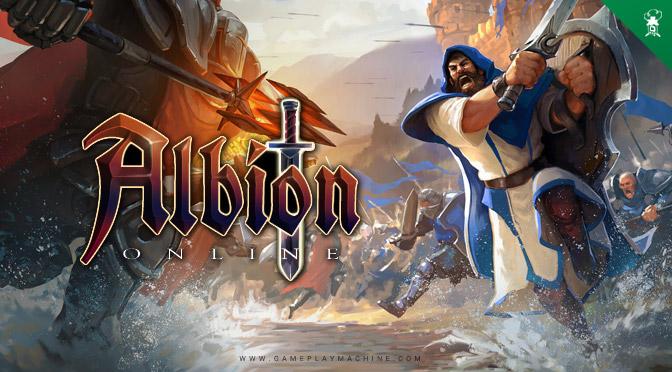 Albion Online gameplay Galahad Content Update