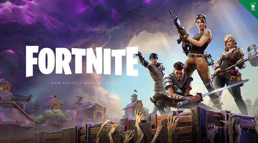 Fortnite gameplay classes beginner guide